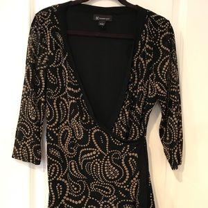 Inc Intl blank blouse size L